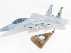 94th Tactical Fighter Squadron F-15C Model