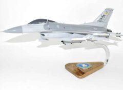 70th TFS White Knights F-16A Model