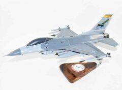 188th Fighter Squadron F-16 Fighting Falcon Model