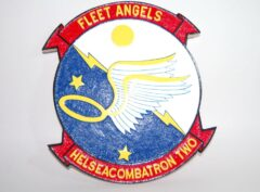 HSC-2 Fleet Angels Plaque