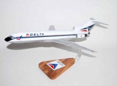 Delta Airlines B727 Model