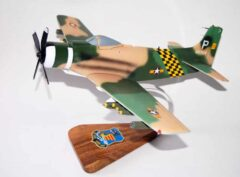 514th Fighter Squadron A-1E Skyraider Model