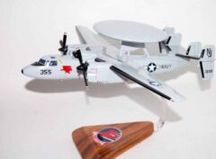 VAW-110 Firebirds E-2C Model