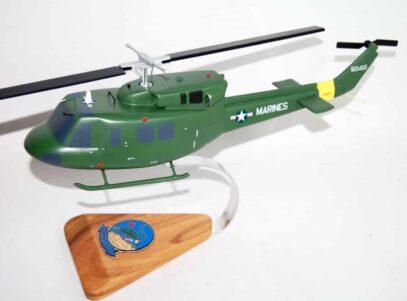 HML-167 Warriors UH-1N (1977) Model