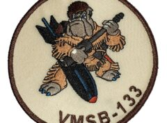 VMSB-133 Squadron Patch – Sew On