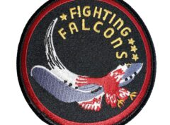 VMF-221 Fighting Falcon Squadron Patch – Sew On