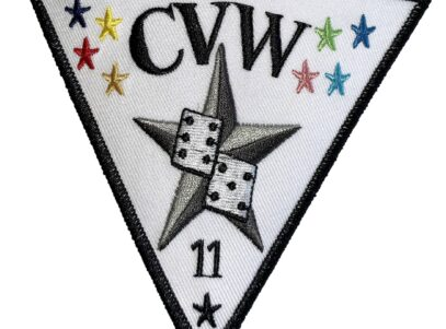 Carrier Air Wing CVW-11 Patch – Sew On
