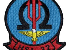 HSL-32 Invaders Squadron Patch –Sew On