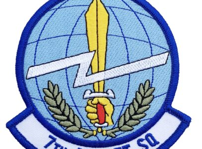 7th Airlift Squadron Patch – Sew On