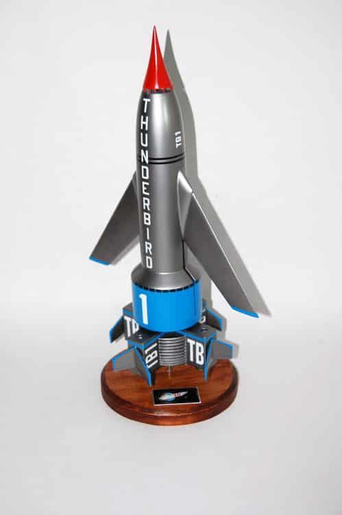 Thunderbird 1 Rocket Model