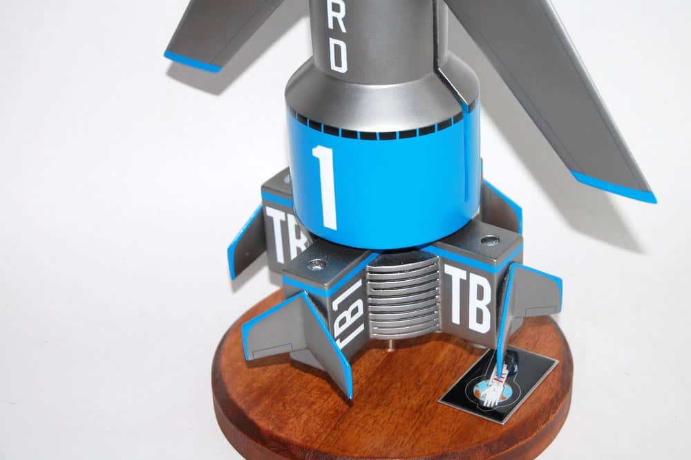 Thunderbird 1 Rocket Model