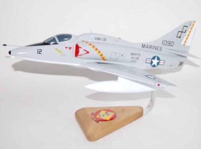 VMA-131 Diamondbacks A-4 Skyhawk Model