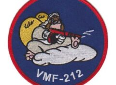 VMF-212 Squadron Patch – Sew On
