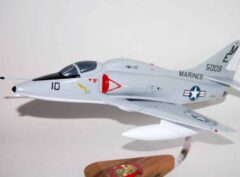 VMA-133 Dragons A-4 Skyhawk Model