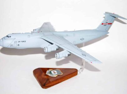 164th Airlift Wing C-5 Super Galaxy Model