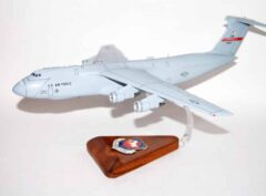 167th Airlift Wing C-5 Super Galaxy Model