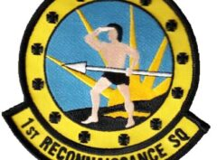 1st Reconnaissance Squadron Patch – Sew On