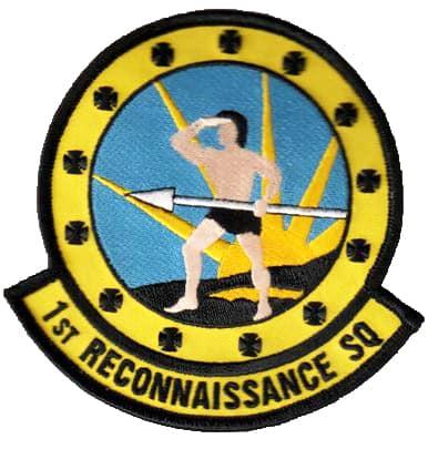 1st Reconnaissance Squadron Patch – Sew On