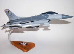 21st Fighter Squadron F-16 Fighting Falcon Model