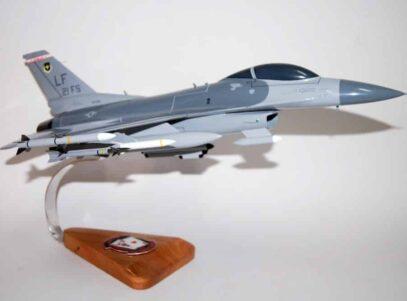 21st Fighter Squadron F-16 Fighting Falcon Model