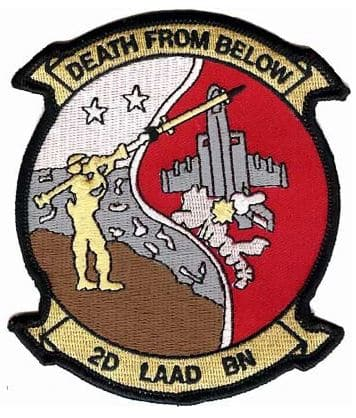 2nd LAAD Death From Below Patch –Sew On