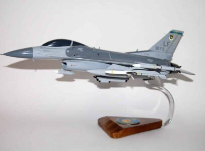 311th Fighter Squadron F-16 Fighting Falcon Model