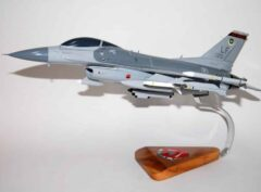 425th Fighter Squadron F-16 Fighting Falcon Model
