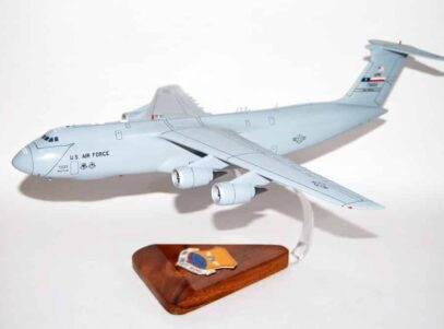 433rd Airlift Wing C-5 Super Galaxy Model