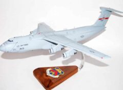 439th Airlift Wing C-5 Super Galaxy Model