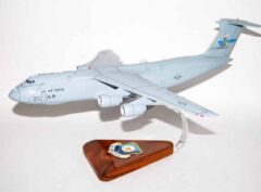 512th Airlift Wing C-5M Super Galaxy Model