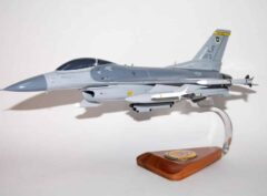 61st Fighter Squadron F-16 Fighting Falcon Model