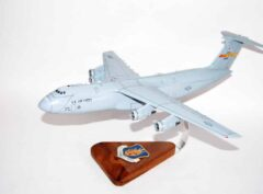 97th Air Mobility Wing C-5 Super Galaxy Model