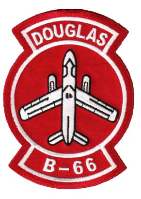 DOUGLAS B-66 Patch – Sew On