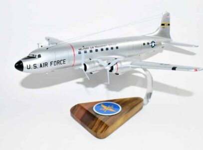 Military Air Transport Service (MATS) 1966 C-118A Liftmaster (DC-6A) Model