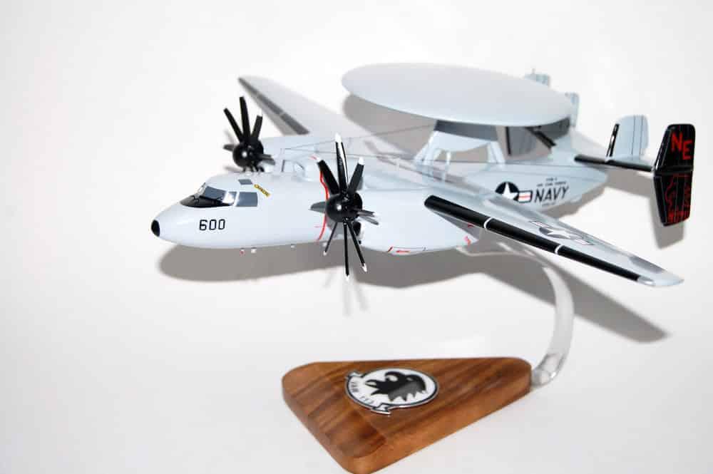VAW-113 Black Eagles 9070 2020 E-2D Model