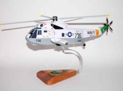 HS-11 Dragon Slayers (1977) SH-3 Sea King Model