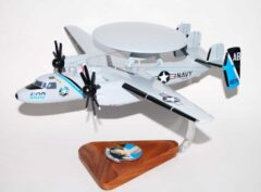 VAW-126 Seahawks 2020 E-2D Model