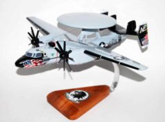 VAW-113 Black Eagles 2017 E-2D Model