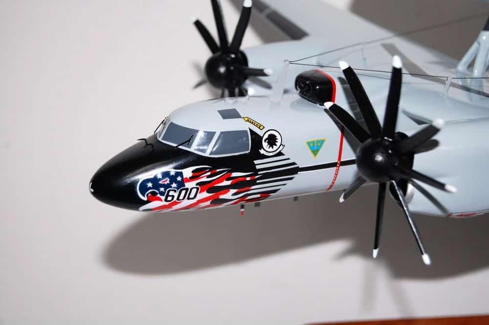 VAW-113 Black Eagles 2017 E-2D Model