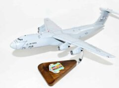 60th Air Mobility Wing C-5 Super Galaxy Model