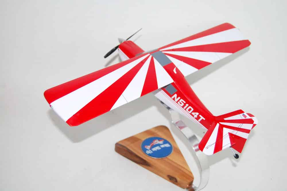 Citabria N5104T (Red and White) Model