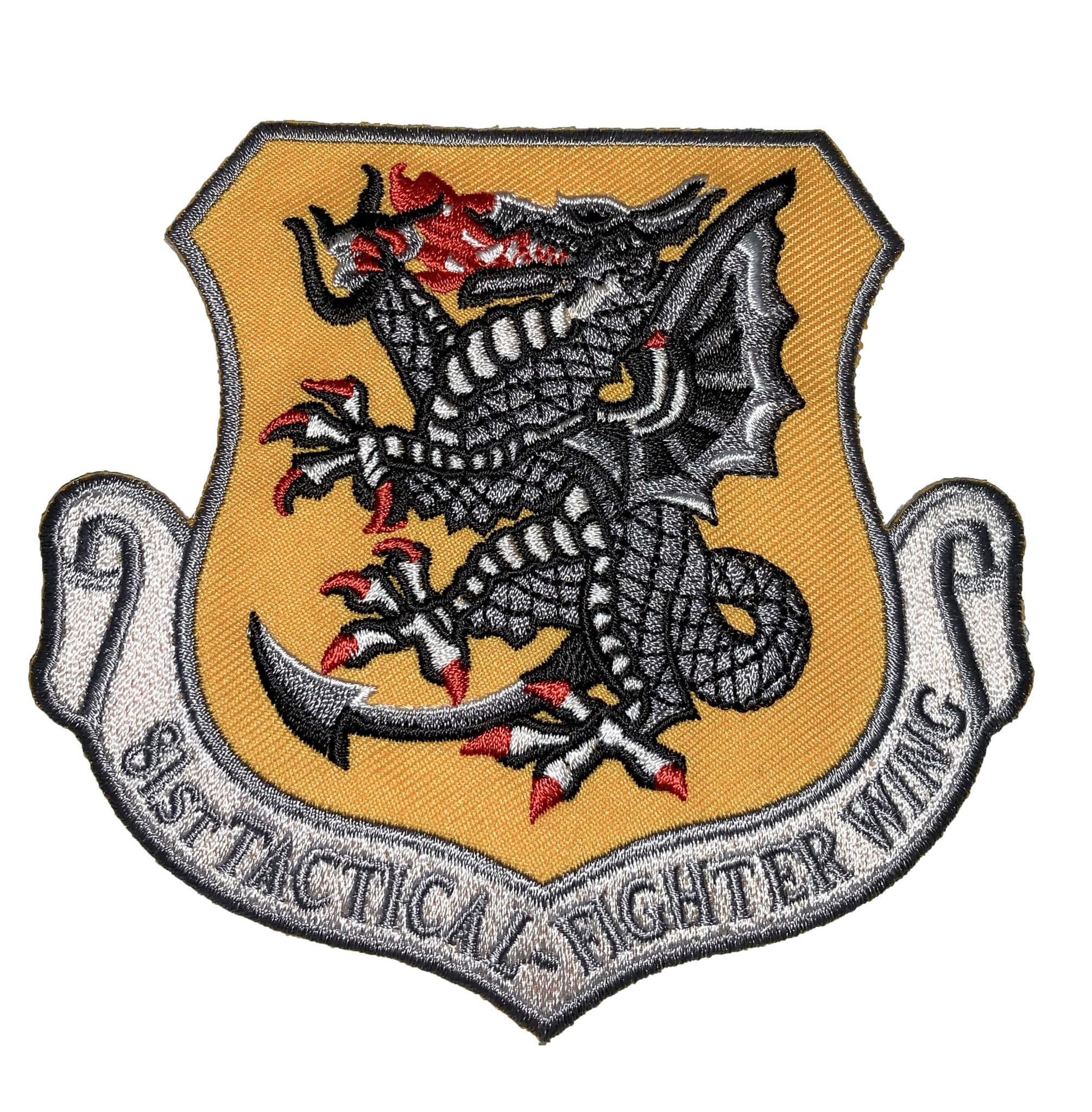 81st Tactical Fighter Wing Patch – Sew On