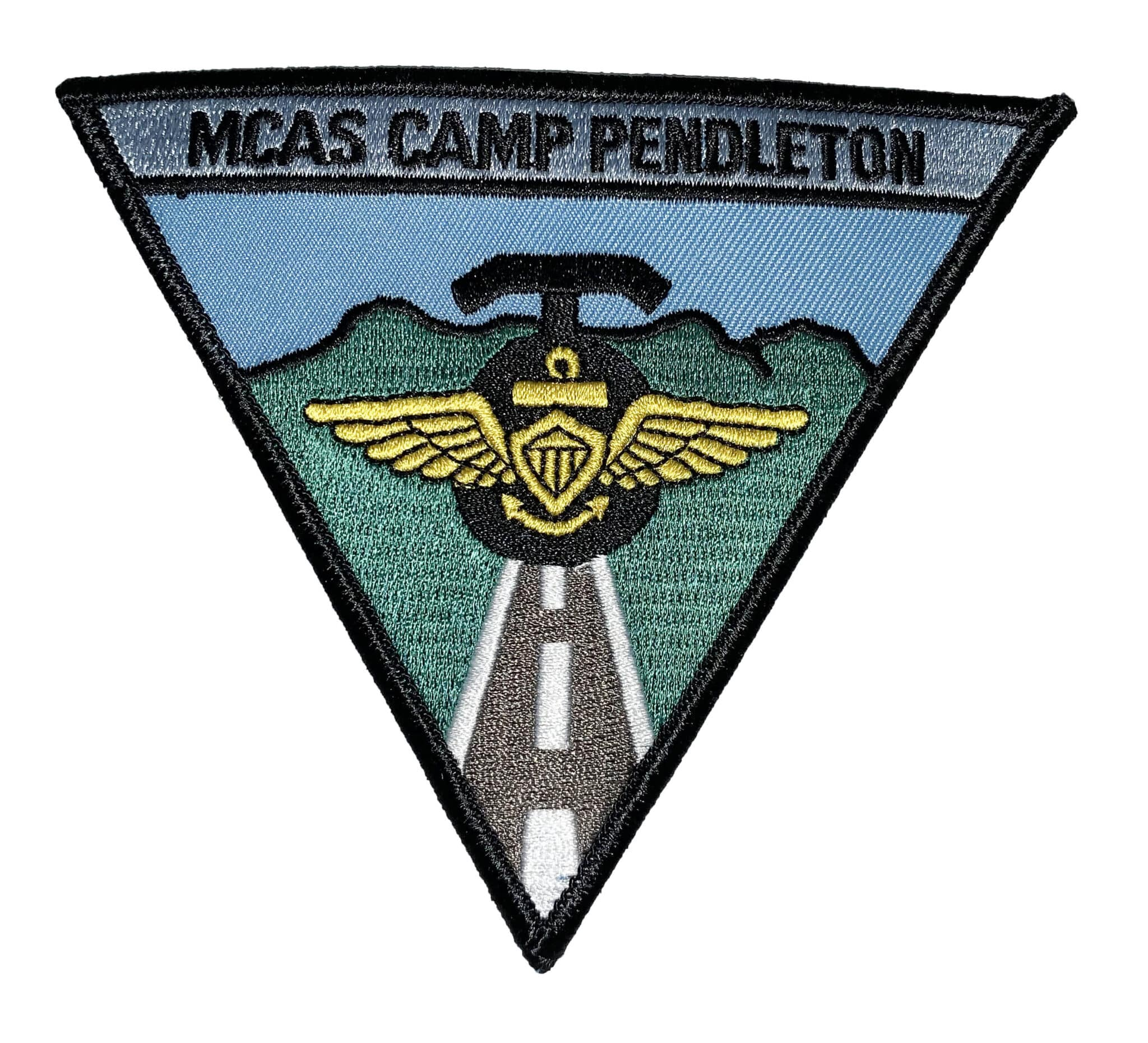 MCAS Camp Pendleton Patch – Sew On