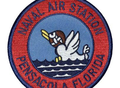 NAS Pensacola Patch – Sew On