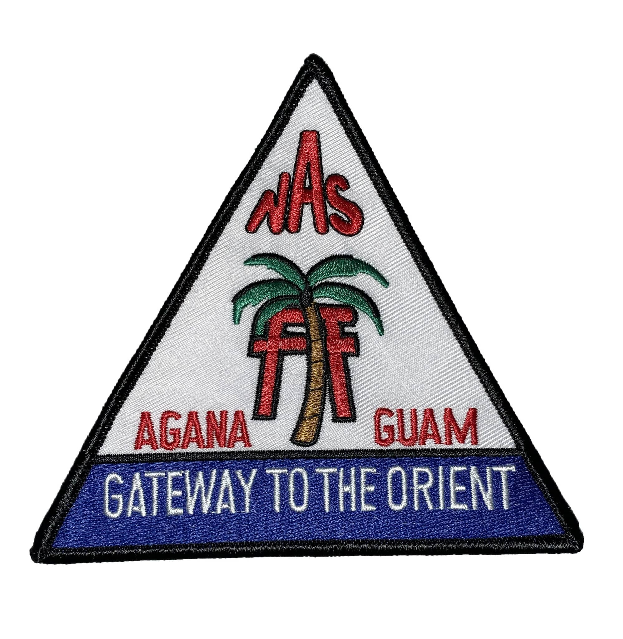 NAS Guam Patch – Sew On