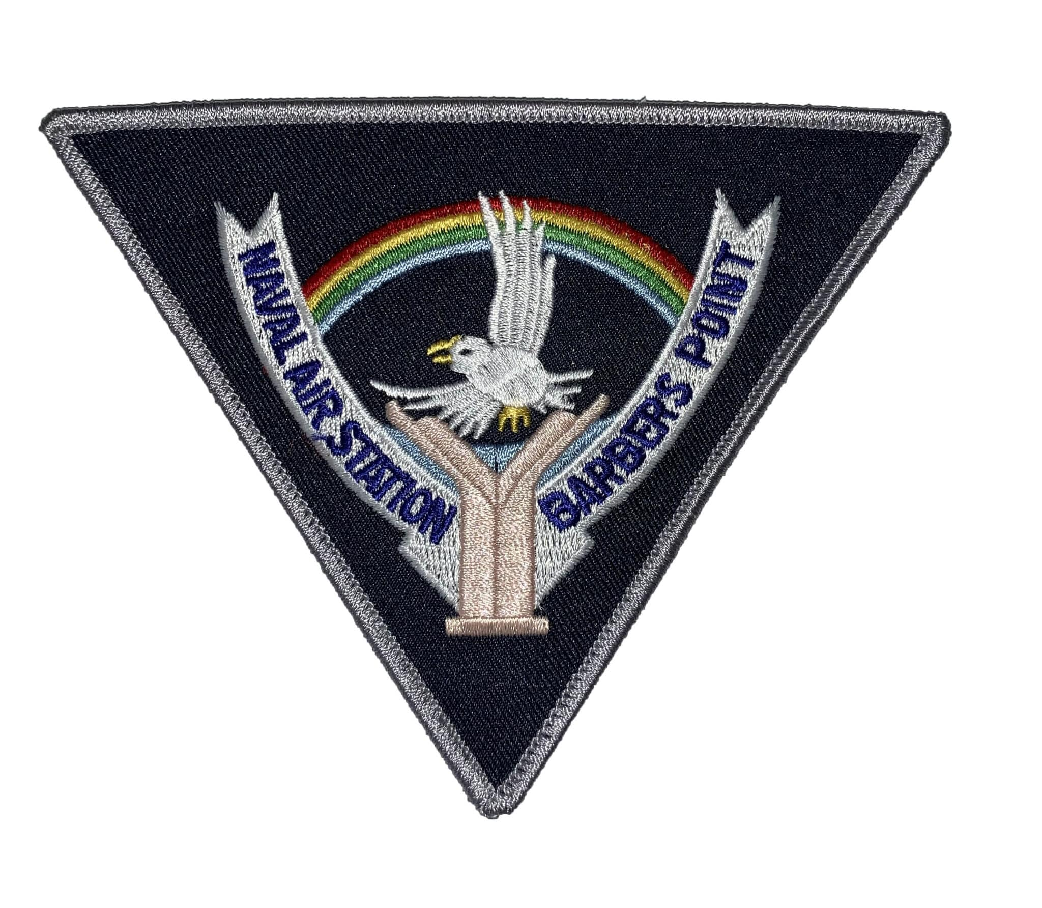 NAS Barbers Point Patch – Sew On