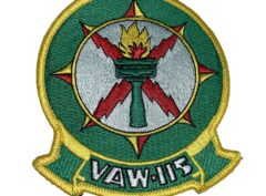 VAW-115 Liberty Bells Patch - Sew On