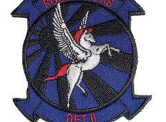 VRC-30 DET II Roughnecks Patch –Sew On