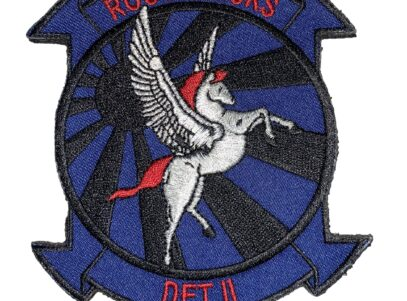 VRC-30 DET II Roughnecks Patch –Sew On