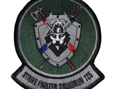 VFA-125 Rough Raiders Squadron Patch – Sew On